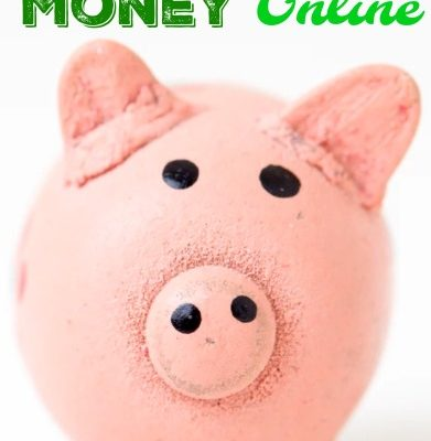 A Few Ways to Make a Little Extra Money Online