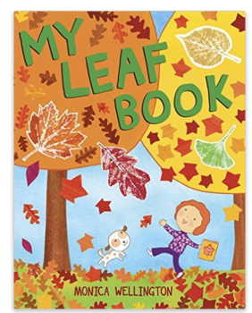 My Leaf Book for Kids