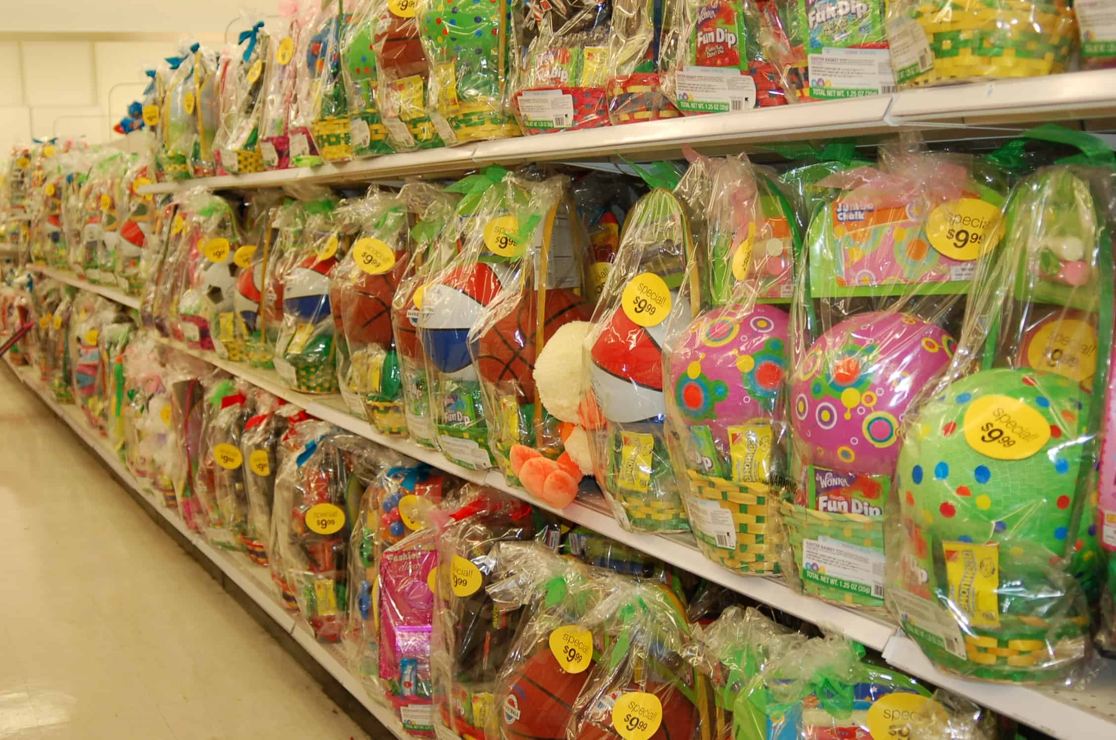 Putting together our easter basket kmarteaster surviving a there were tons of pre fab baskets but i really wanted to build my own since i could choose what to give the boys so i went down to the next aisle to negle Gallery
