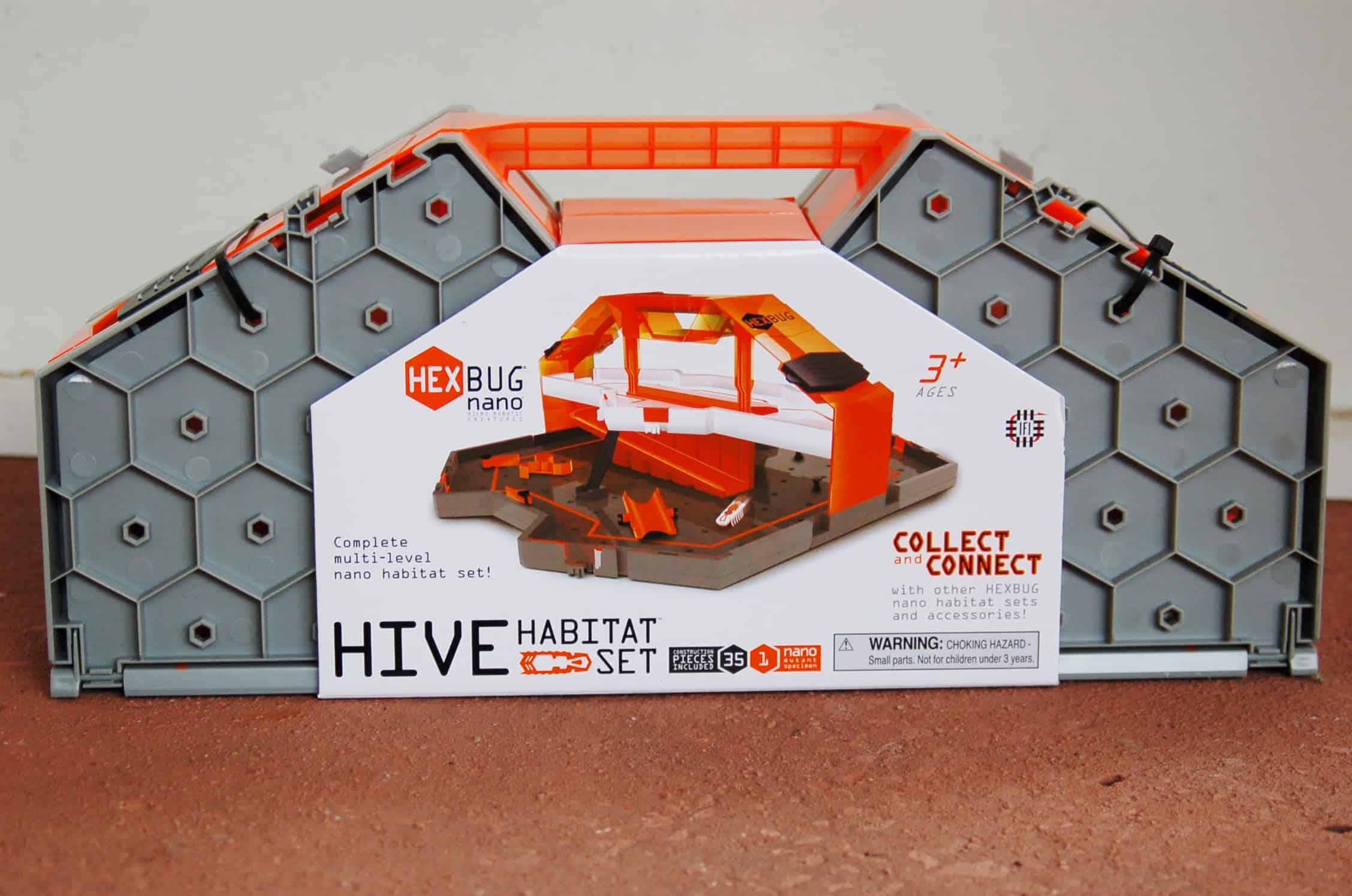 Hexbug Habitat Review Hexbug Hive Habitat Set as