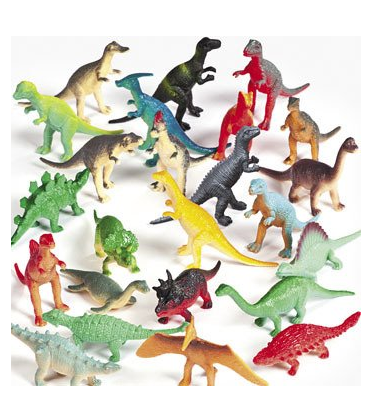 kid's small dinosaur toys