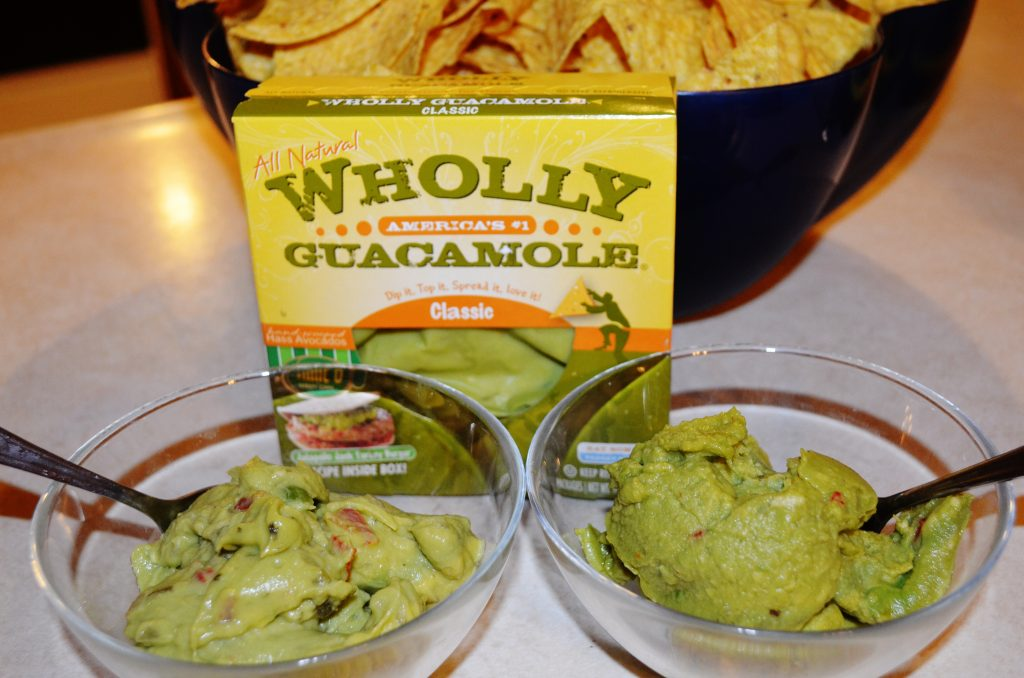Oscar Party, Wholly Guacamole