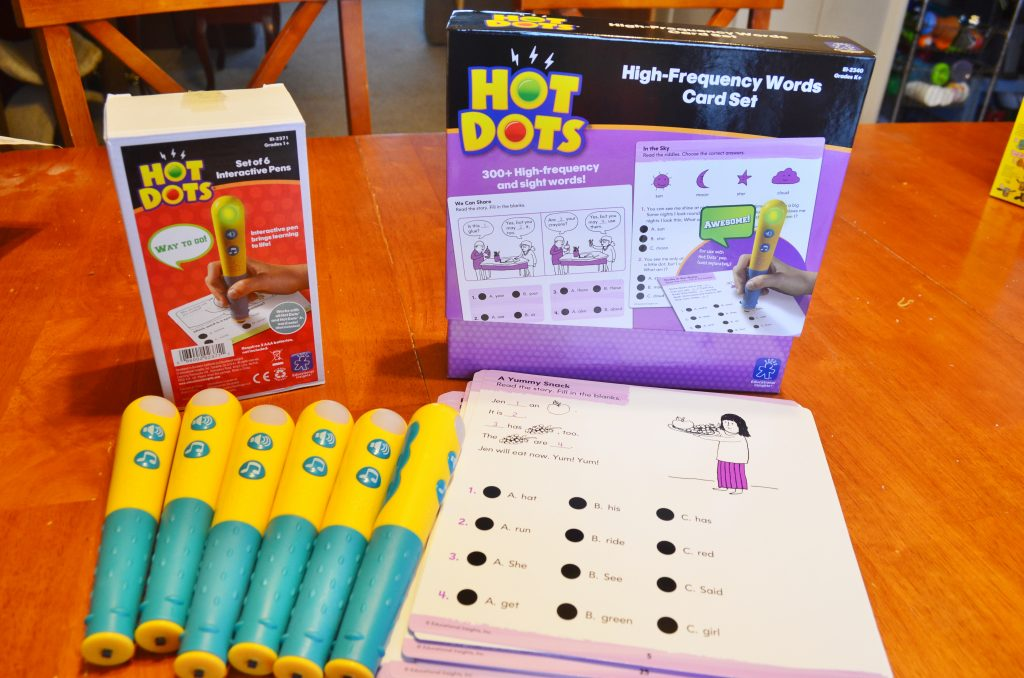 Educational Insights Hot Dots
