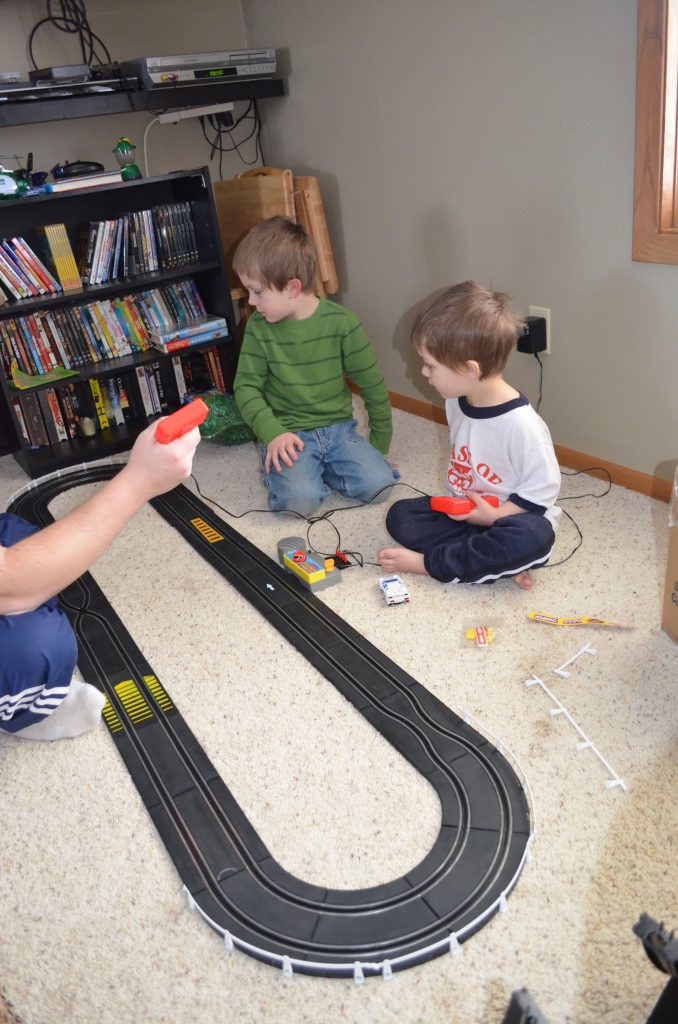 slot car tracks