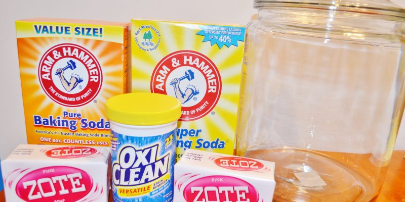 DIY Homemade Laundry Detergent Recipe – NO Borax