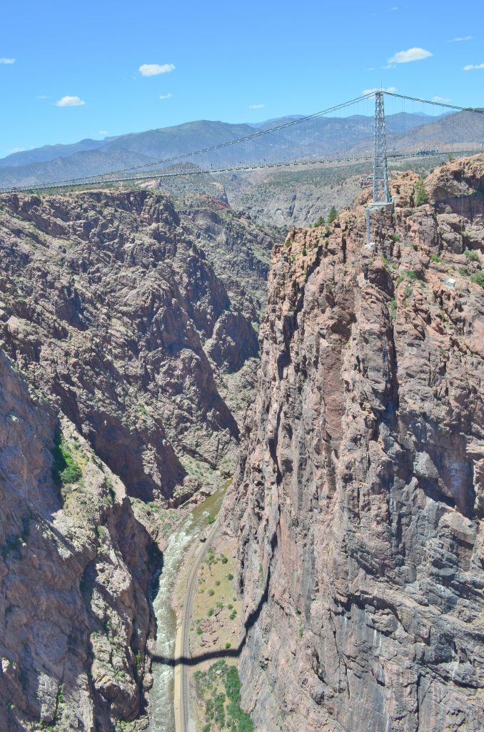 Our Trip To The Royal Gorge Bridge Amp Park In Canon City