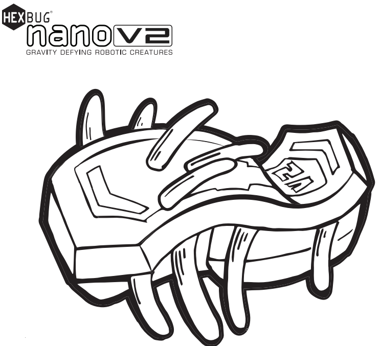 Hex Bug Coloring Pages Hexbug Coloring Sheets