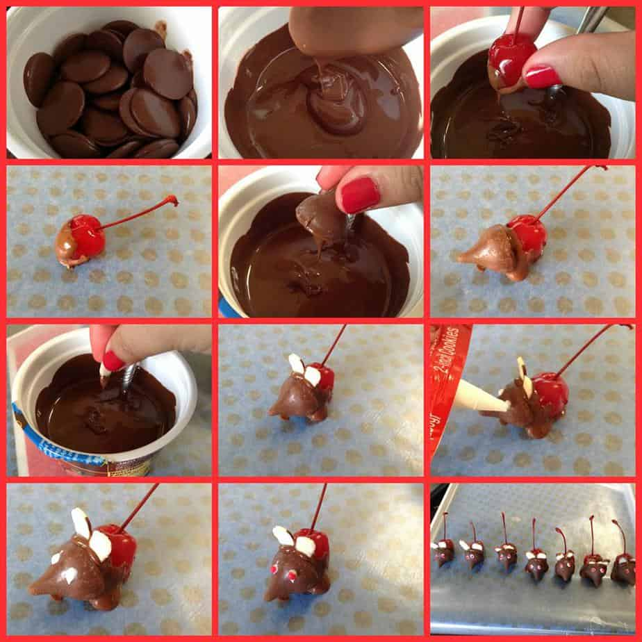 Candy Holiday Mice Recipe