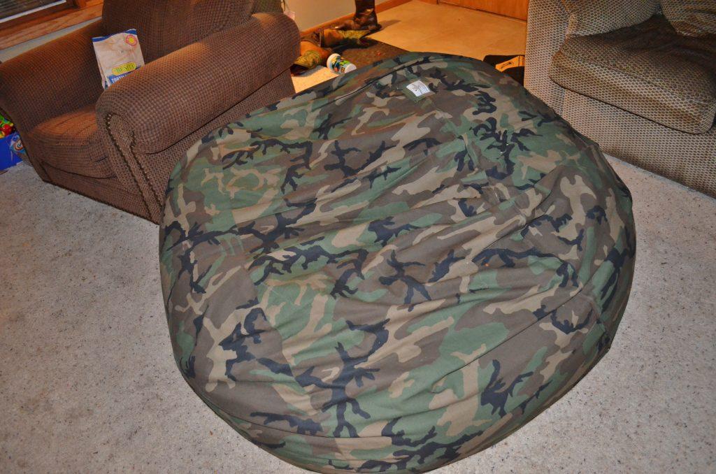 Xlarge Royal Sack Bean Bag Chair Review Amp Giveaway
