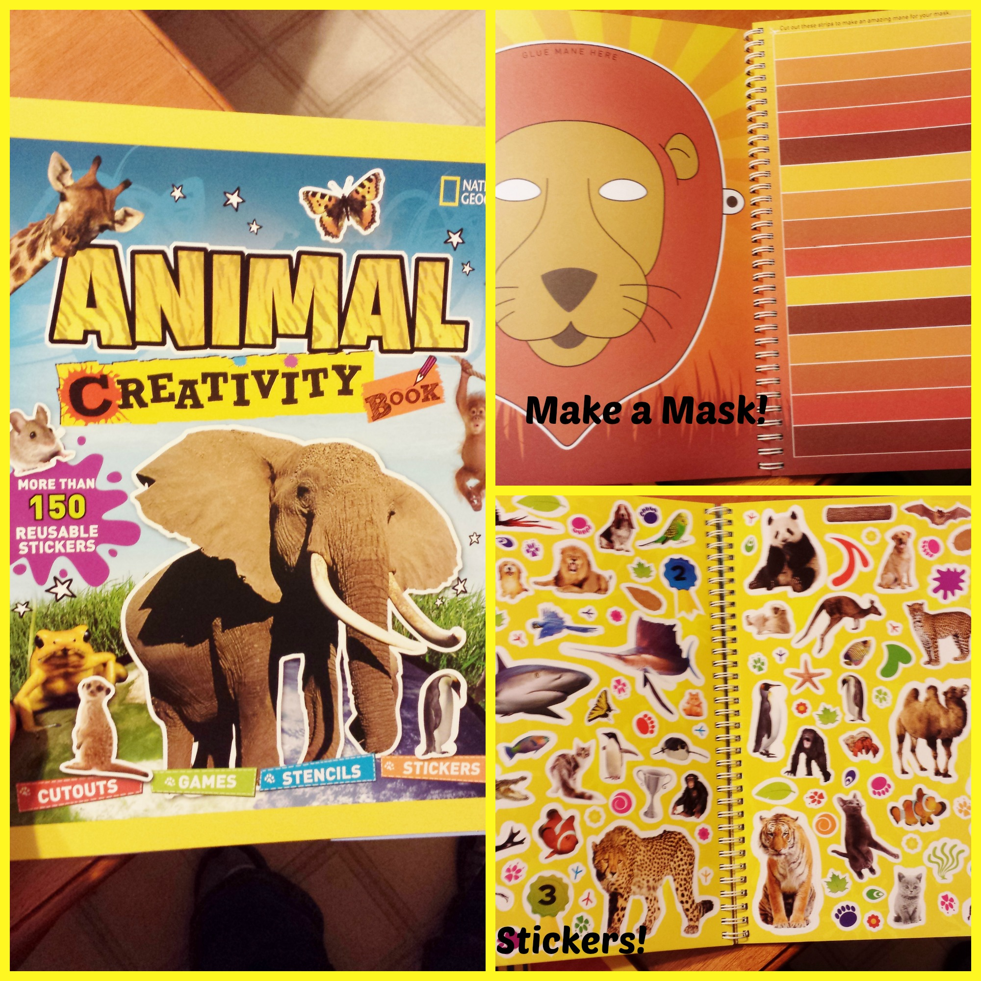 National Geographic Kids Books - PERFECT for Gifts & Reluctant ...