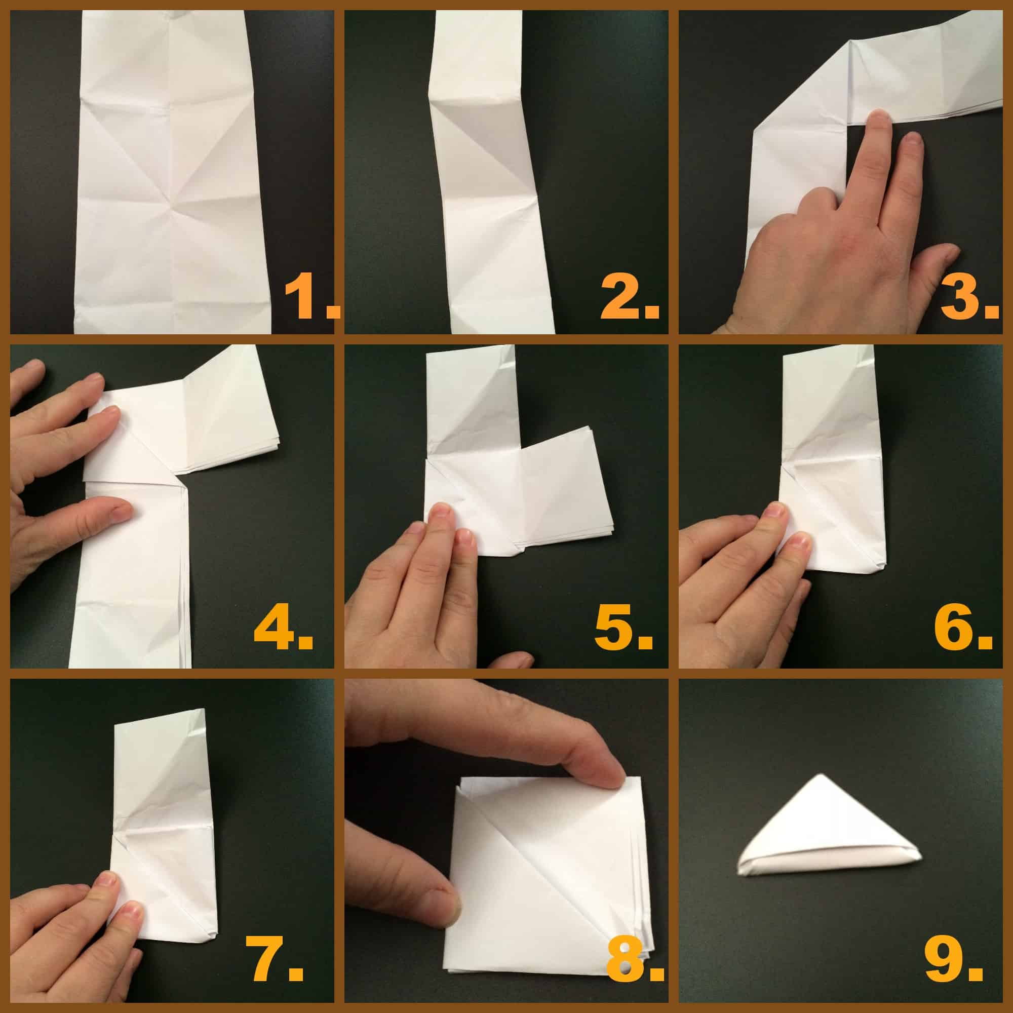 DIY Superbowl Kids Paper Football Game Activity - Surviving A ...