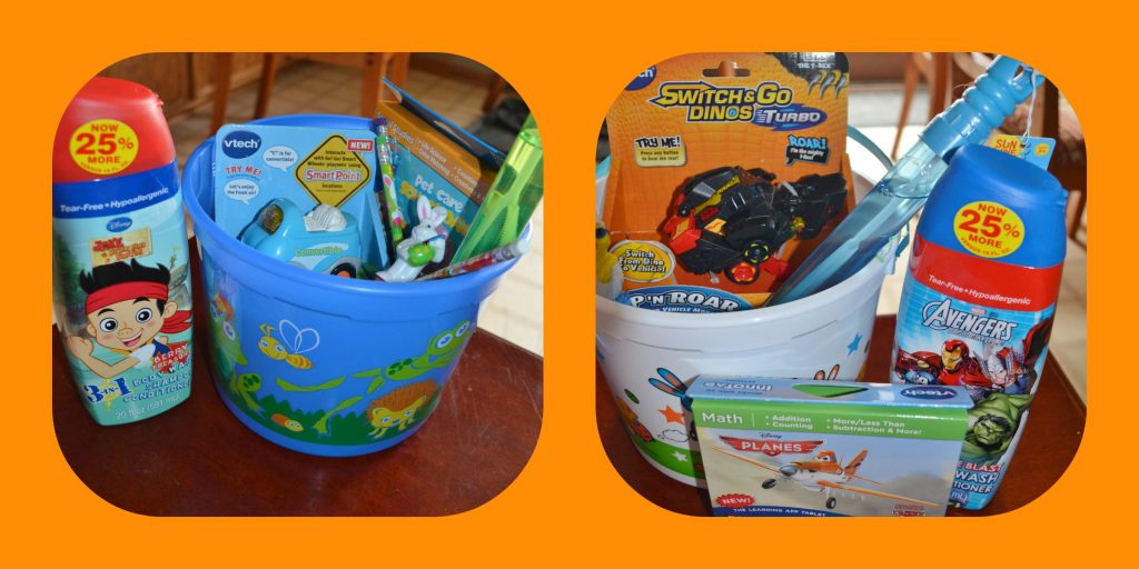 vtech easter basket Collage