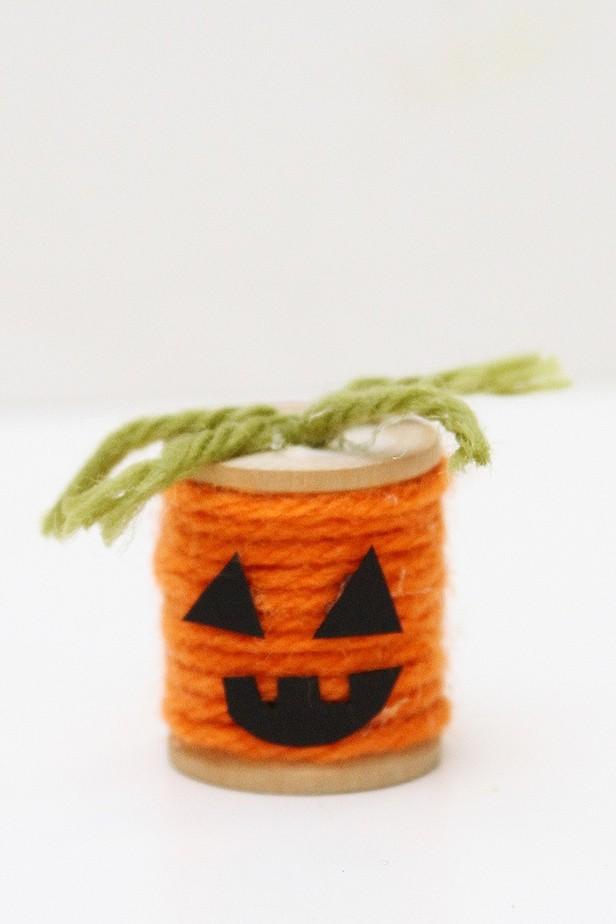 halloween fall pumpkin kids craft