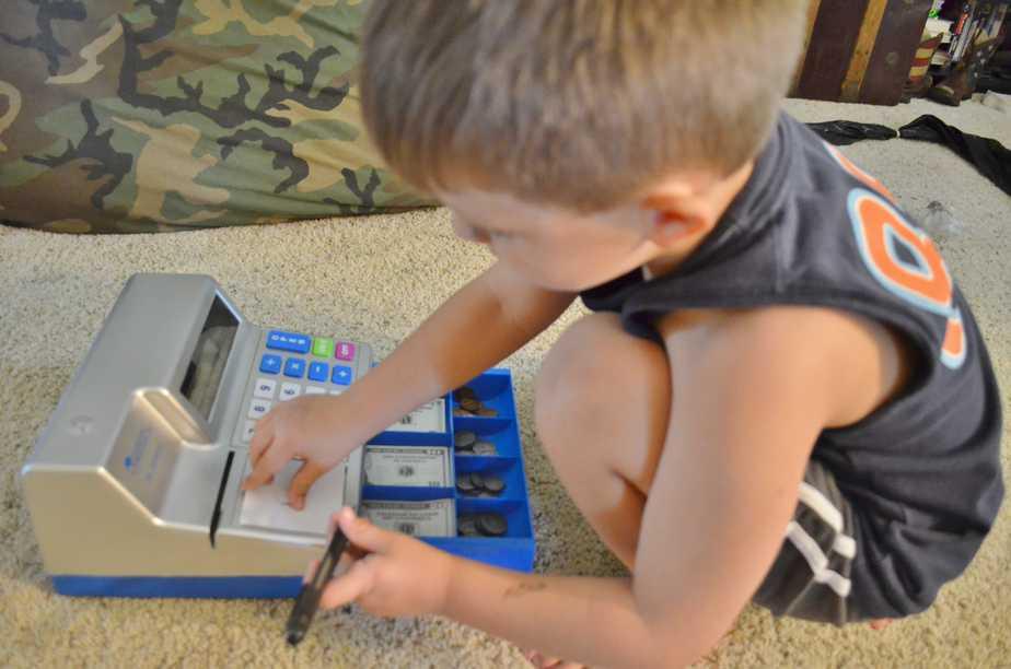 learning resources pretend u0026 play calculator cash register for kids - Learning Resources Cash Register