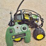 john deere RC gator kids toy review