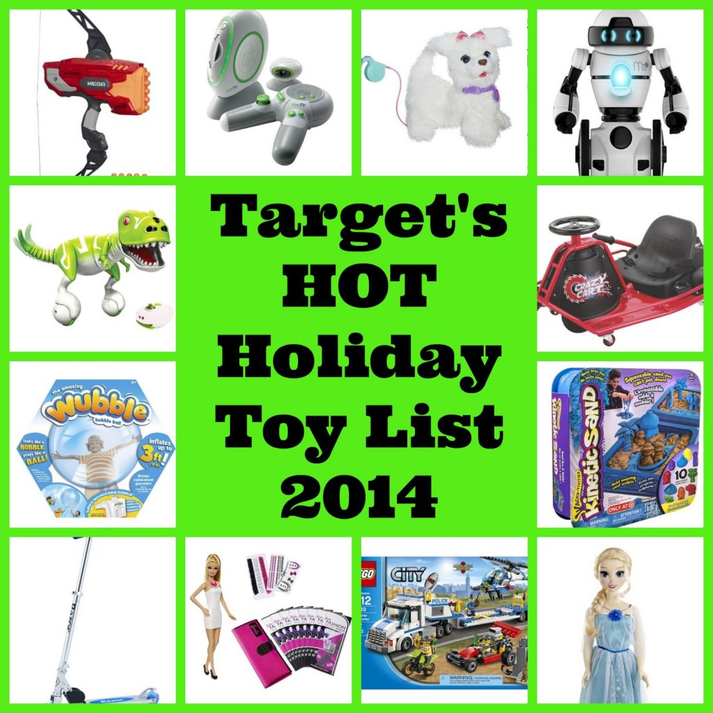 Target Christmas Toys : Target s christmas holiday hot toy wish list