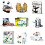 science kits Collage