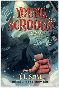 R.L. Stine's Scary Christmas Story - Preorder Young Scrooge