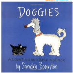 Doggies childrens board book by Sandra Boynton