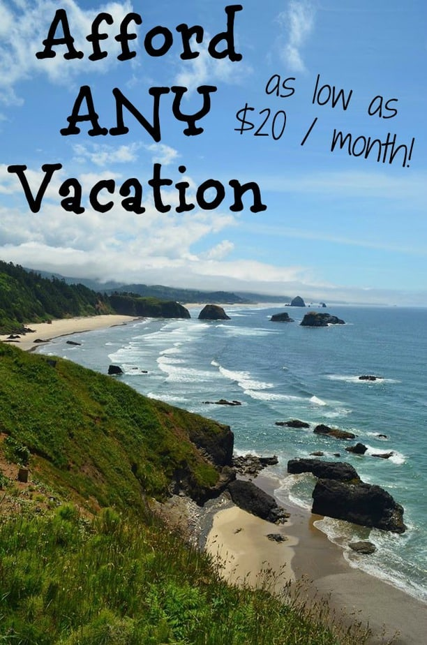 Afford Any Vacation