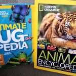 National Geographic Animal books sale