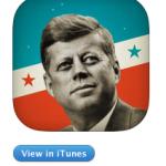 jfk president space race app