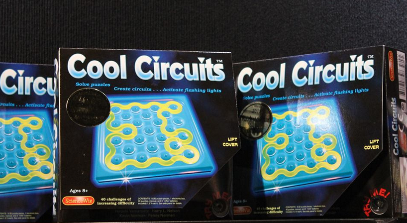 cool circuits by science whiz