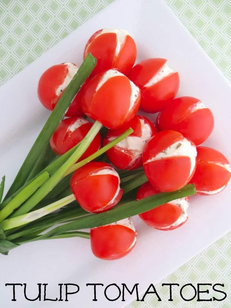 Tulip Tomatoes Recipe Tutorial