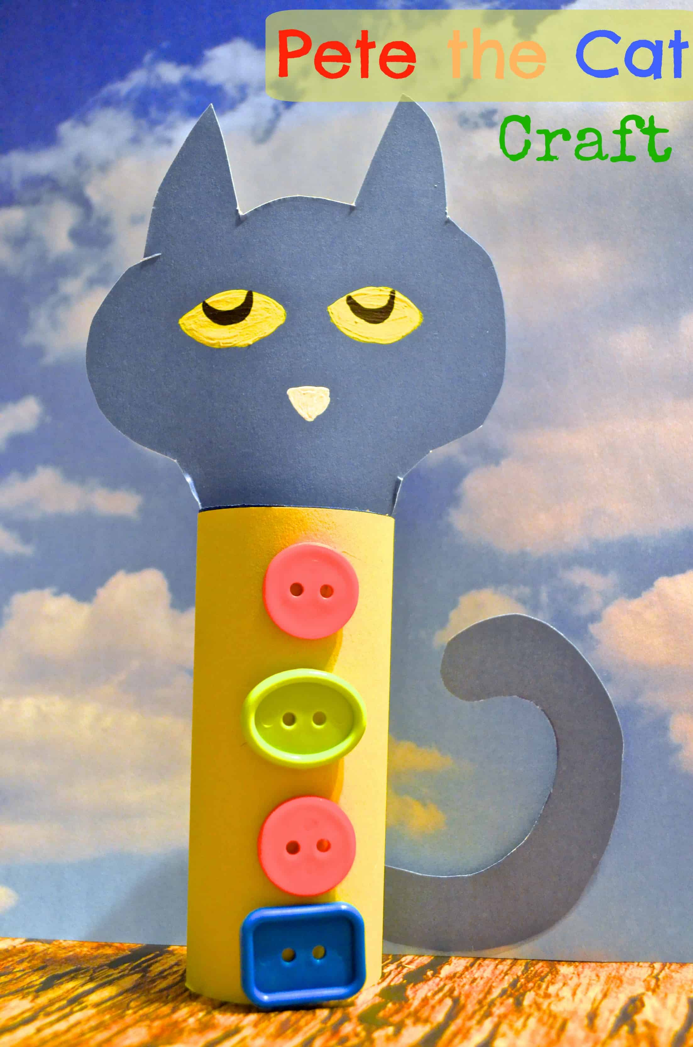 The cat toilet paper tube craft for kids pete the cat toilet paper tube craft for kids jeuxipadfo Images