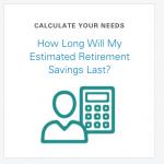 MassMutual Retirement Financial Calculator