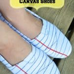 DIY Notebook Paper Fashion Shoes