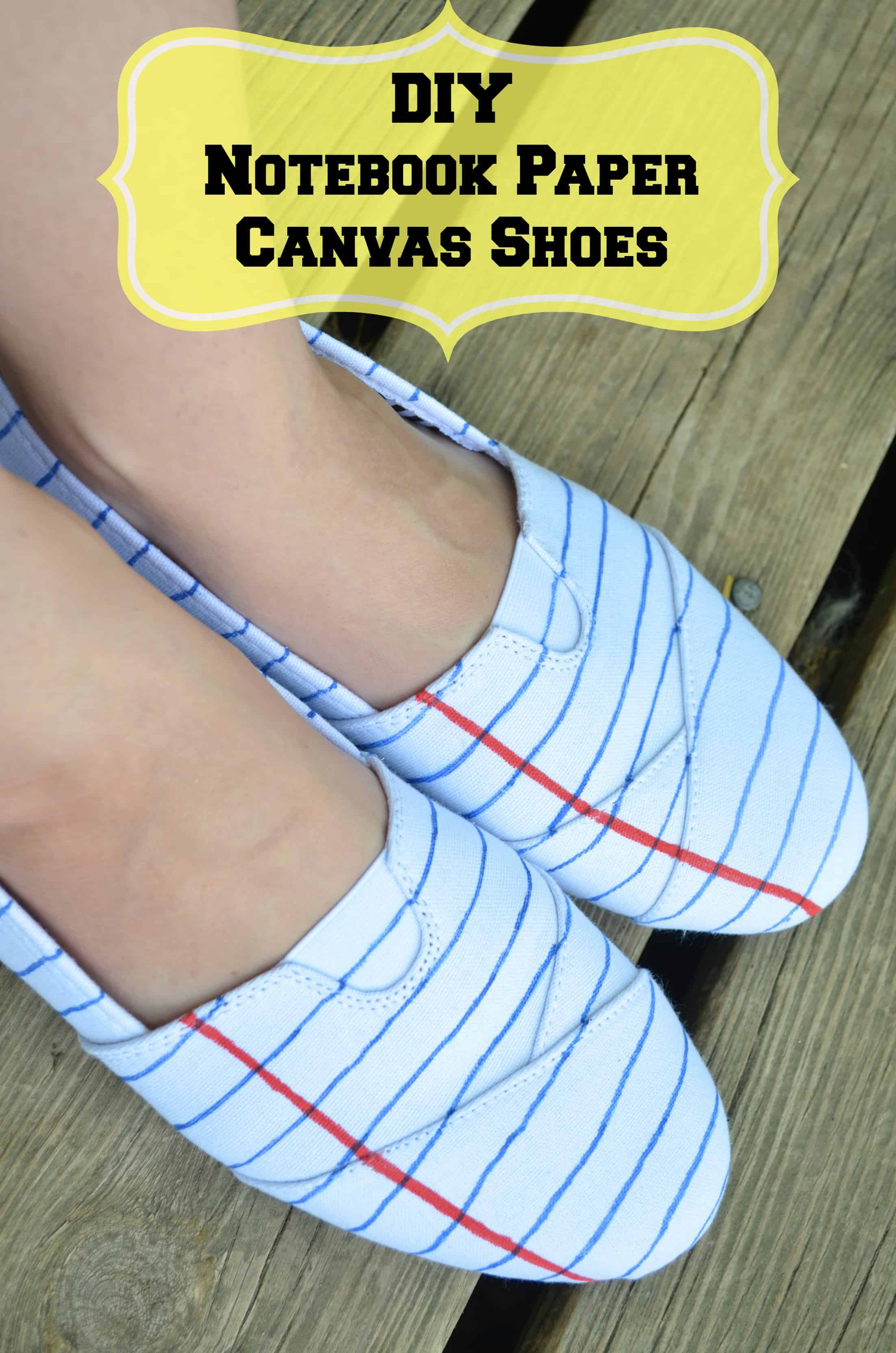 How To Make A Paper Shoe That You Can Wear