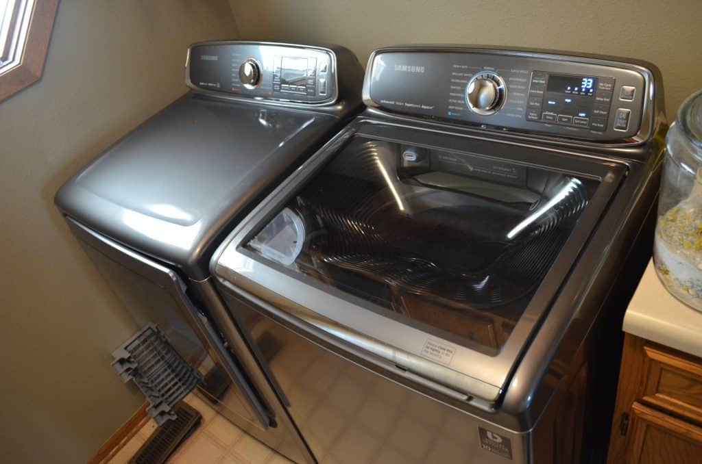 Samsung Active Wash Washer Dryer Review At Best Buy