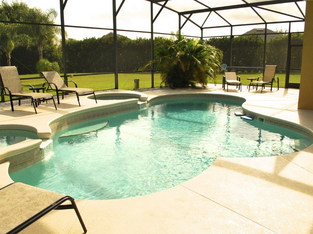 Private Pool, House sleeps 16