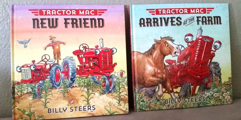 Tractor Mac Giveaway