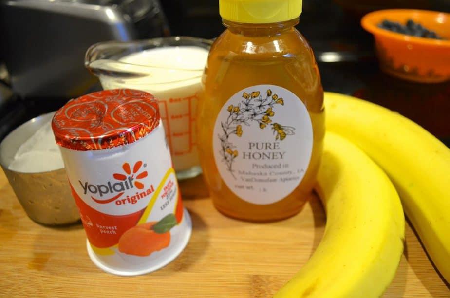 Frozen Yogurt Popsicle Recipe