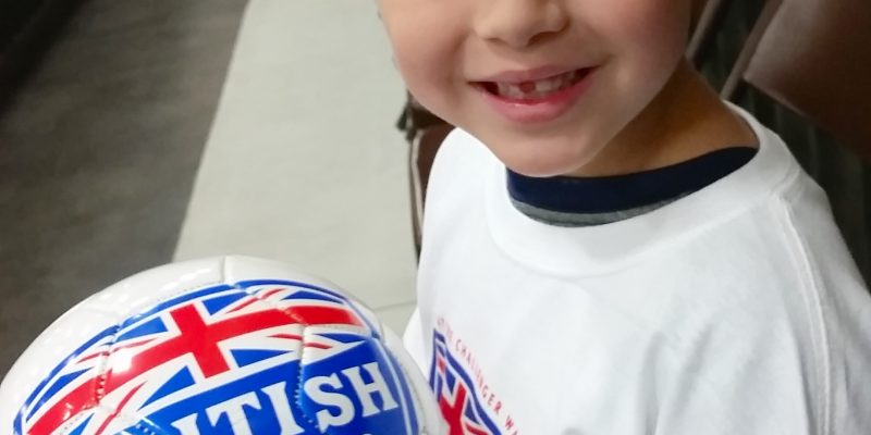 British Soccer Camp for Kids Review