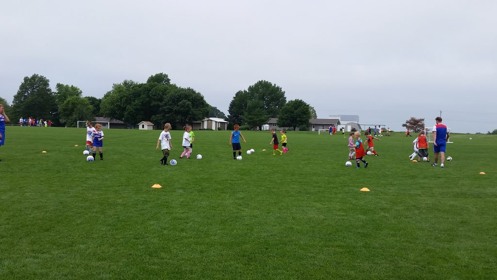 British Soccer Camp for Kids