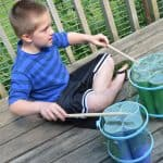 DIY Recycled Musical Instrument Drums