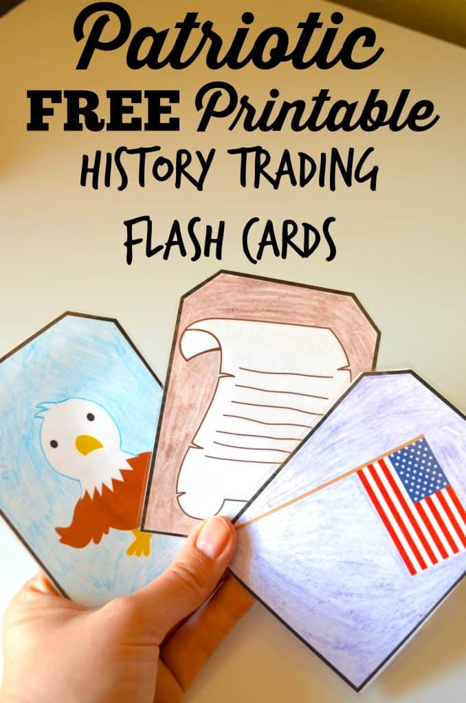 free Printable History Flash Cards