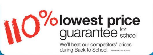 Staples Back to School Ad Sales Week 7/5/15