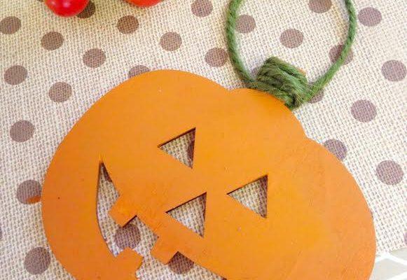DIY Scented Pumpkin Air Freshener