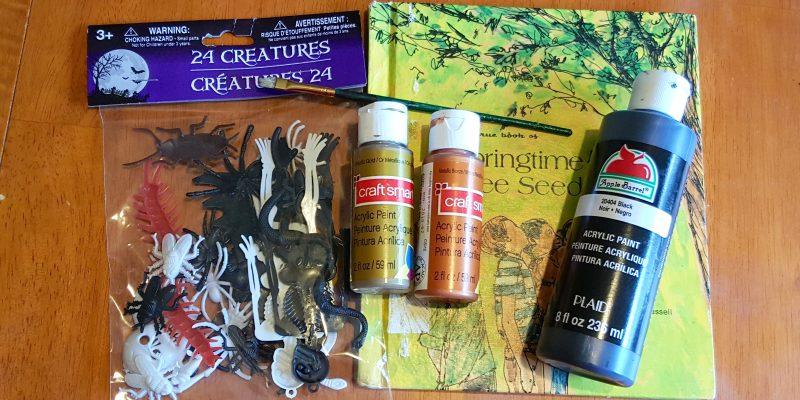 DIY Potions Book Tutorial – Halloween or Harry Potter Decor Idea