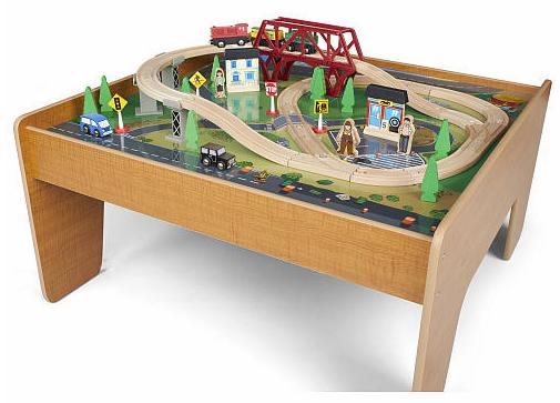 imaginarium 55 piece train set instructions