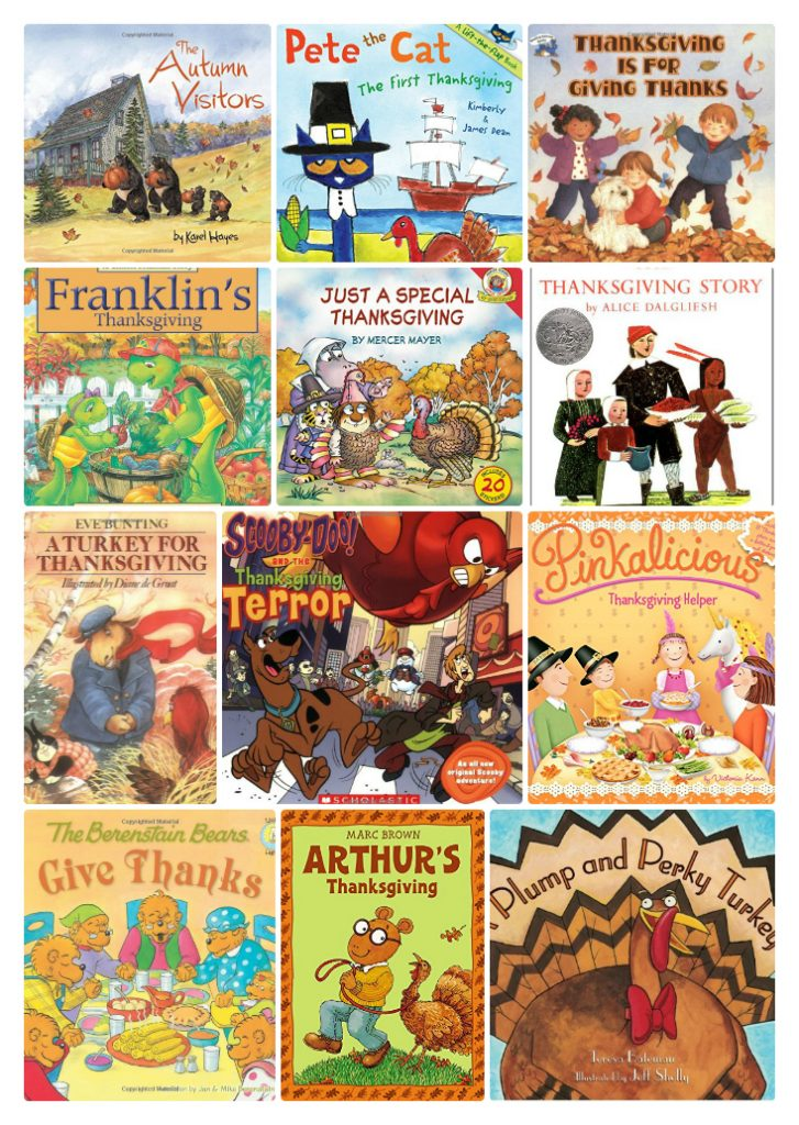 30 thanksgiving children 39 s books for primary readers for Children s craft books