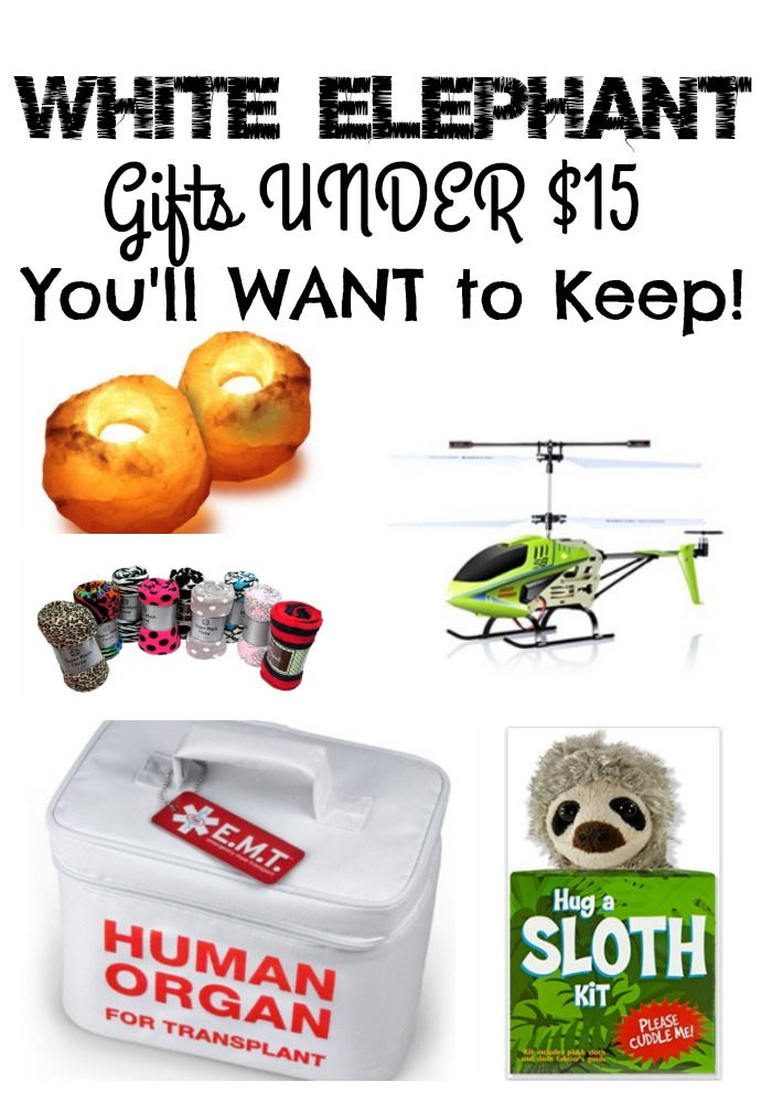 White elephant gift ideas under that you ll want to