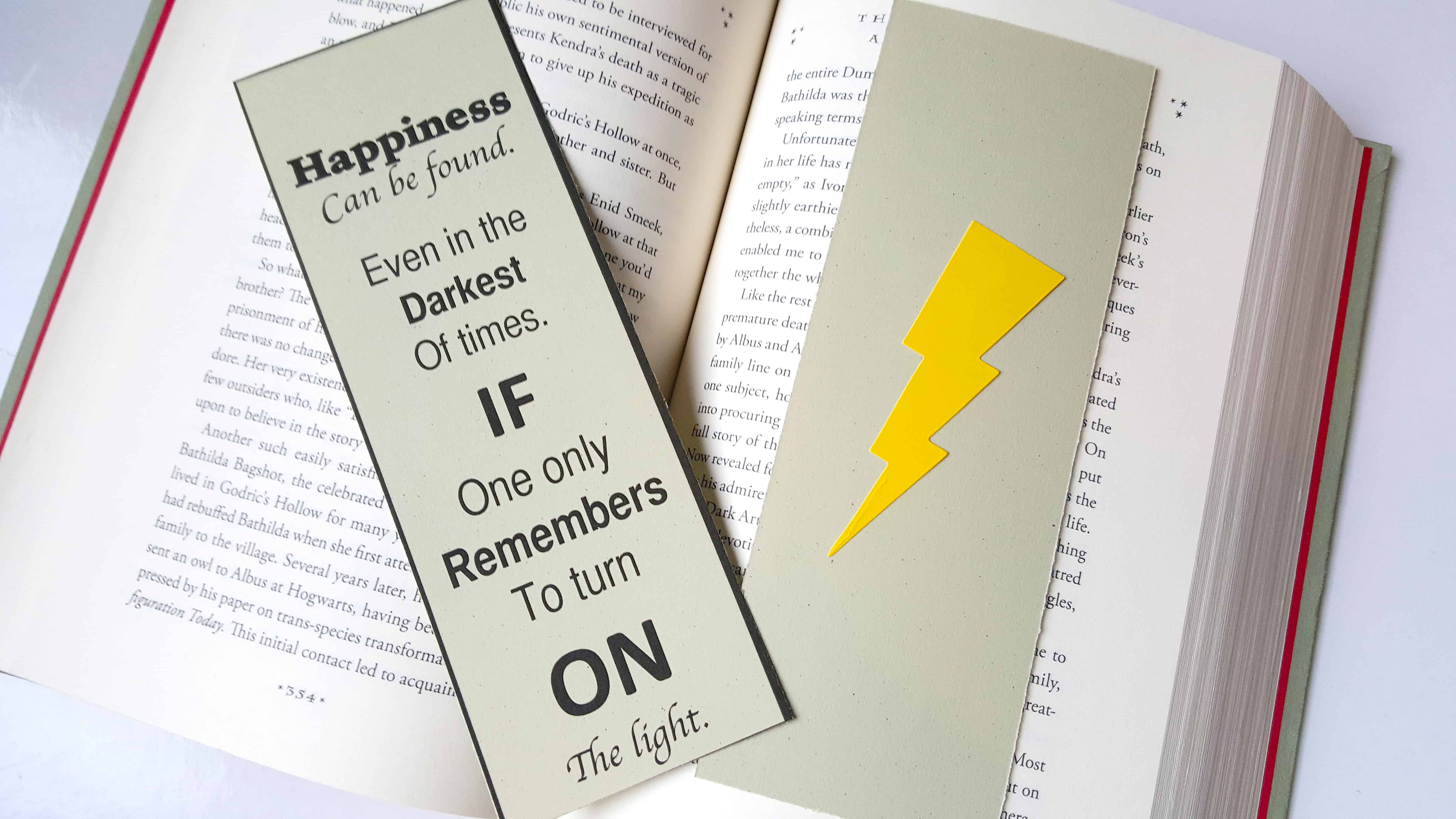 Harry Potter Book Quotes Harry Potter Bookmarks Book Quotes Inspired Printable