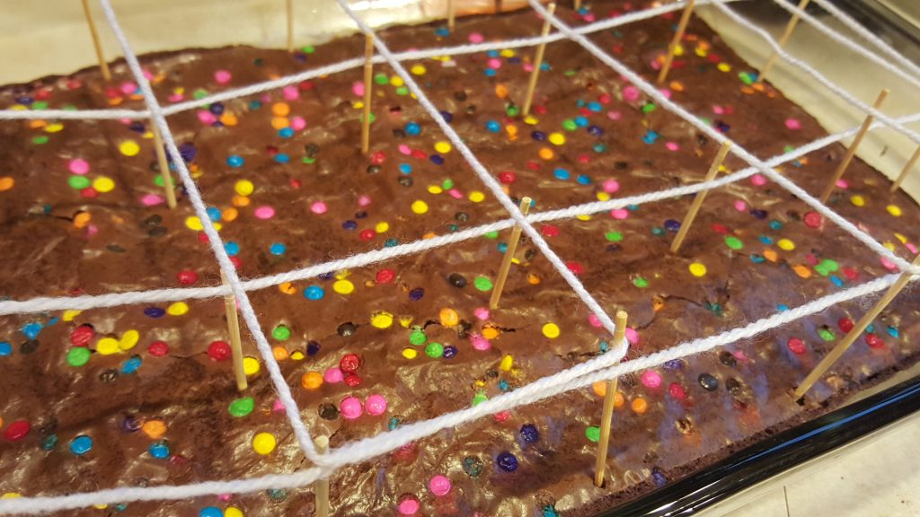 The Mysterious Candy Caper Pillsbury Brownie Mix Adventure
