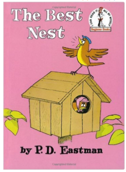 The Bird's Nest Children's Book for Story Circle Time