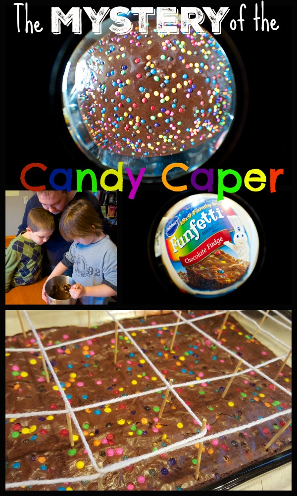 The Mystery of the Candy Caper Pillsbury Brownie Adventure